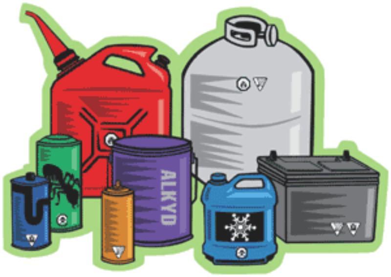 Sběr nebezpečných odpadů